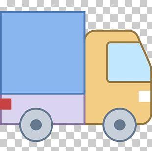 Car Pickup Truck Van Computer Icons PNG