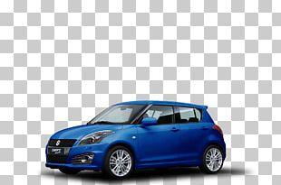 Compact Car Suzuki Swift Sport PNG