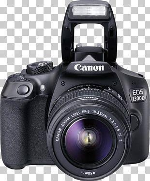 Canon EOS 1300D Canon EF-S Lens Mount Canon EF Lens Mount Canon EF-S 18–55mm Lens Digital SLR PNG