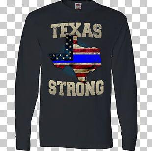 T-shirt Hoodie TexasStrong Contractors Sleeve PNG