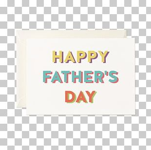 Father's Day Greeting & Note Cards PNG