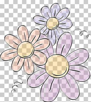 Floral Design Cut Flowers Digital Scrapbooking PNG