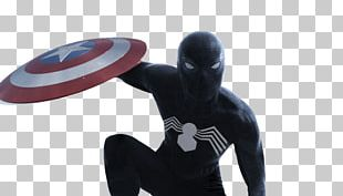 Spider-Man Captain America Iron Man Black Panther Marvel Cinematic Universe PNG