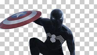 Spider-Man Captain America Iron Man Black Panther Marvel Cinematic Universe PNG