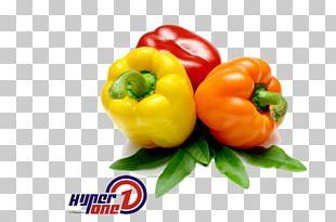 Vegetarian Cuisine Bell Pepper Food Chili Pepper Vegetable PNG