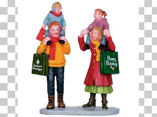 Hummel Figurines Christmas Village Polyresin PNG