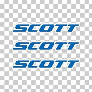 Scott Sports Bicycle Mountain Bike Logo PNG