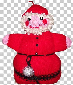 Christmas Ornament Handicraft Santa Claus PNG