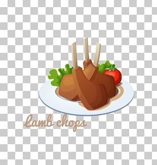 Ribs Indian Cuisine Lamb And Mutton Illustration PNG