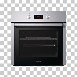 Oven Cooking Ranges Gorenje Electric Cooker Refrigerator PNG