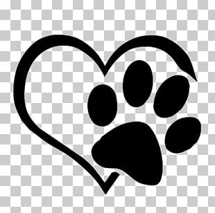 Dog Cat Paw Decal Sticker PNG
