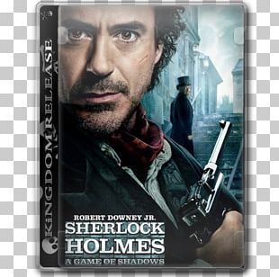 Jude Law Sherlock Holmes: A Game Of Shadows Dr. Watson Professor Moriarty PNG