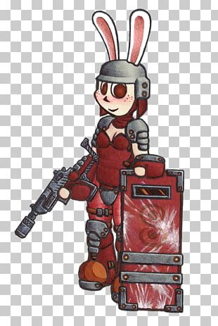 Robot Figurine Character Profession Fiction PNG