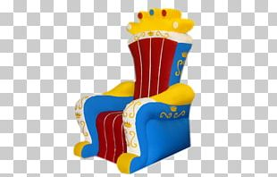 Silly Jumps Rancho Cucamonga Chair Inflatable Throne Living Room PNG