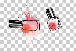 Nail Polish Cosmetics Make-up Cosmetology PNG