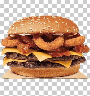 Whopper Hamburger Onion Ring Chicken Sandwich Cheeseburger PNG