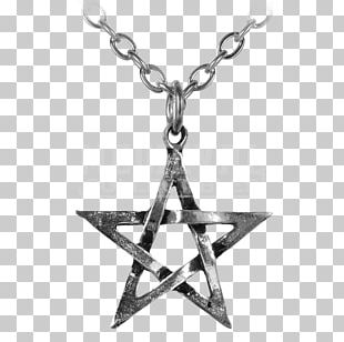 Charms & Pendants Cross Necklace Pentagram Jewellery PNG