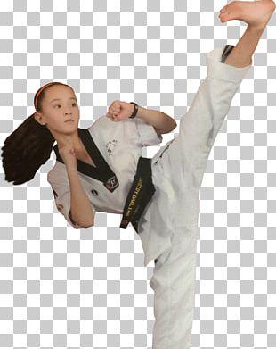 Dobok Tang Soo Do Taekwondo Kick Karate PNG