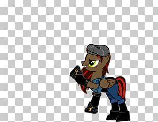 Horse Mammal Cartoon Figurine Character PNG