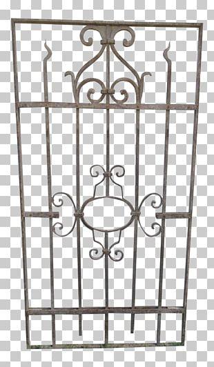 Clothes Hanger Metal Fence Furniture Gate PNG