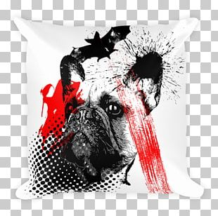 Trash Polka French Bulldog Tattoo Dog Breed PNG