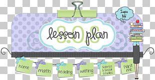 Lesson Plan Student Teacher PNG