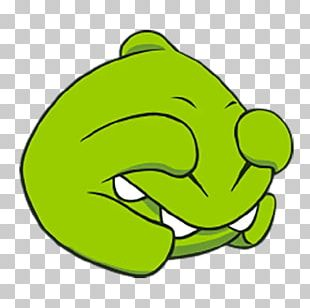 Sticker Emoticon Telegram Cut The Rope 2 Emoji PNG