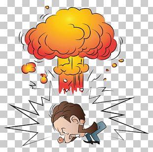 Anger Cartoon Man Illustration PNG
