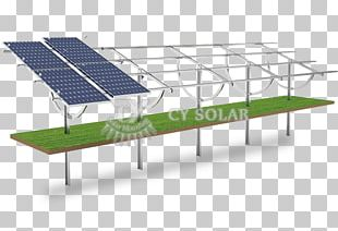 Photovoltaic Mounting System Solar Power Off-the-grid Energy Solar Panels PNG
