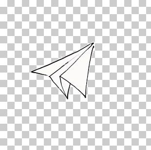 Airplane Paper Plane Wing PNG