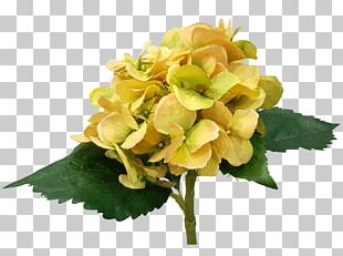 Artificial Flower Cut Flowers Flower Bouquet Hydrangea PNG