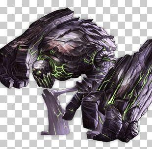Granblue Fantasy Monster Concept Art PNG