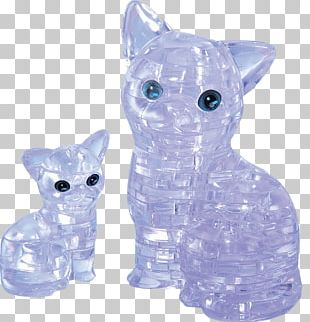 Jigsaw Puzzles 3D-Puzzle Three-dimensional Space Jigsaw Puzzle: Cat PNG