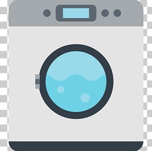 Washing Machine Laundry Icon PNG