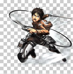 A.O.T.: Wings Of Freedom Eren Yeager Attack On Titan 2 Attack On Titan PNG