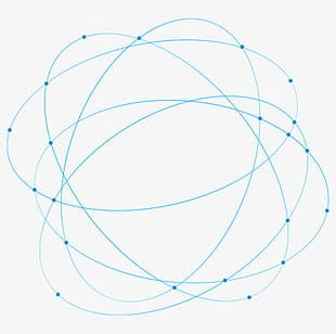 Abstract Geometric Lines Material Science And Technology PNG