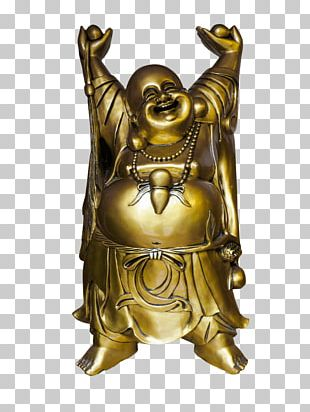 Buddha Arms Up PNG