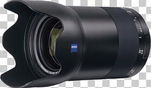 Canon EF Lens Mount Camera Lens Full-frame Digital SLR Nikon F-mount Zeiss Milvus 35mm F/1.4 ZE Lens For Canon EF 2111-788 PNG