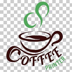 Coffee Cup Cafe Kopi Luwak Logo PNG