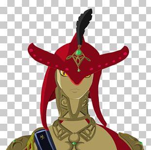 The Legend Of Zelda: Breath Of The Wild The Legend Of Zelda: The Minish Cap Link Sidon Vaati PNG