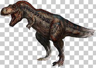 ARK: Survival Evolved Tyrannosaurus Triceratops Giganotosaurus Spinosaurus PNG