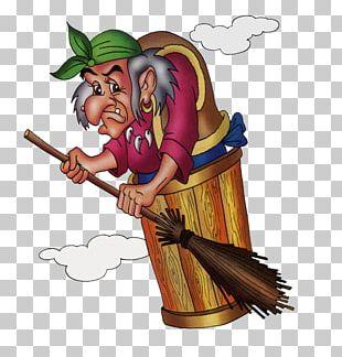 Baba Yaga Fairy Tale Chaloupka Na Kuří Nožce Атрибут Character PNG