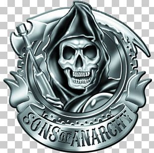 Death Drawing Sons Of Anarchy PNG