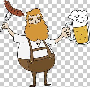 Lager Beer Oktoberfest German Cuisine PNG