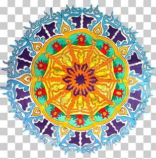 Mandala Hinduism Ajna Chakra Tibetan Buddhism PNG