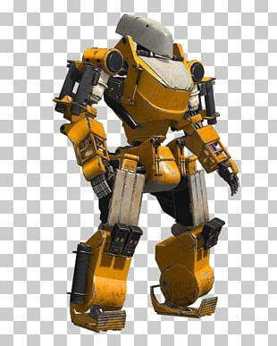 Figure Heads Robot Mecha Square Enix Model Figure PNG