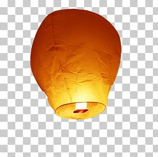 Sky Lantern Paper Lantern Hot Air Balloon PNG
