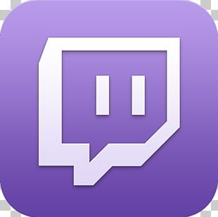 TwitchCon Video Game Streaming Media Logo PNG