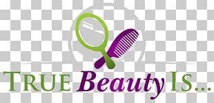 Beauty Parlour Logo Hair Coloring PNG