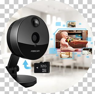 Webcam IP Camera Video Cameras 720p PNG